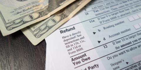 Tax Refunds & Bankruptcy: Common Questions, Charles Town, West Virginia