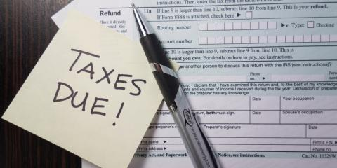 Debt Attorney Explains What to Do About Late Tax Filing, Honolulu, Hawaii