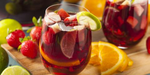 5 Healthy Reasons to Drink Sangria, Honolulu, Hawaii