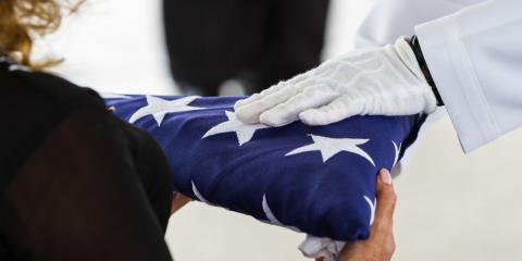 A Guide to Military Funeral Services, Amelia, Ohio