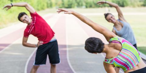 The Top 3 Warmup Stretches for Athletes, Edgewood, Ohio