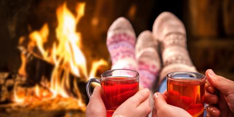 4 Ways to Stay Warm at Home This Winter, Stamford, Connecticut