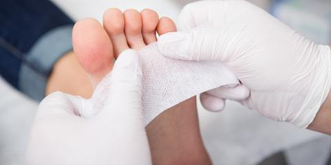 A Guide to Diabetic Foot Care, Manhattan, New York
