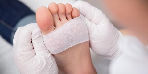 Foot Specialist Reveals the Causes for Lumps & Bumps on the Bottom of the Foot, Lawrenceburg, Indiana