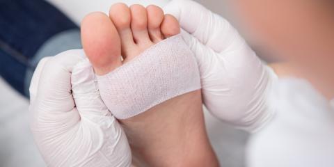 Greater Cincinnati Podiatrist Explains the Nature & Mechanism of Foot Pain, Cincinnati, Ohio
