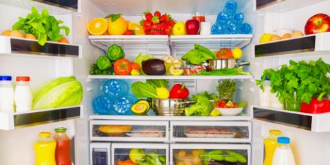 What to Do With Food After Your Refrigerator Breaks Down, High Point, North Carolina