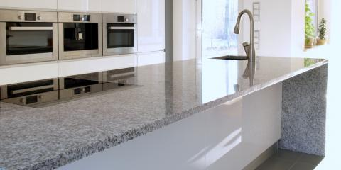 Granite vs. Marble Countertop Installation, Red Bank, New Jersey