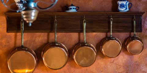 4 Creative Ways to Store Pots & Pans in the Kitchen, Newington, Connecticut