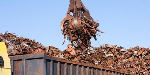 Green Wave Salvage & Recycling LLC, Scrap Metal, Shopping, Frankfort, New York