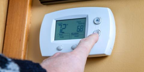 Why Does Your Home Feel Warmer or Colder Than the Thermostat Setting Says?, Texarkana, Texas