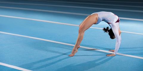 4 Basic Gymnastic Events for Women, Penfield, New York