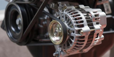 How to Select the Right Alternator for Your Car, De Kalb, Texas