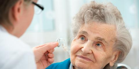 What's the Difference Between Hearing Aids & Cochlear Implants?, Kalispell, Montana