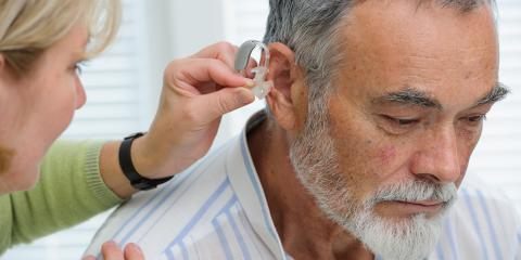 3 Types of Hearing Loss & How They're Treated, Hamilton, Alabama