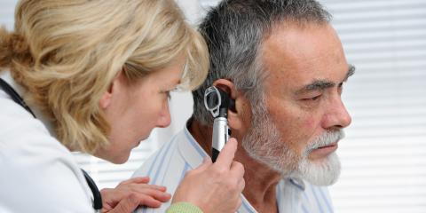3 Types of Hearing Loss, Groton, Connecticut