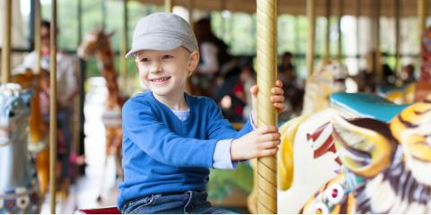4 Tips for Keeping Children Safe in Crowds, Tallahassee, Florida