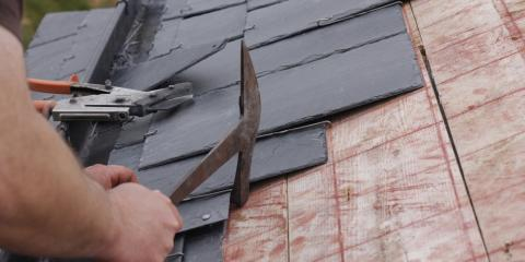 3 Differences Between Asphalt & Slate Shingles, Ashland, Virginia