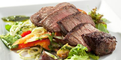 How to Eat Healthily at a Steakhouse, Russellville, Arkansas