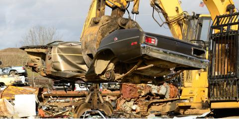 Auto Salvage Experts Share Tips on Recycling Your Old Car, Russellville, Arkansas