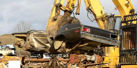 Recycling & Crushing Experts' Guide to the End of Your Vehicle's Life, High Point, North Carolina