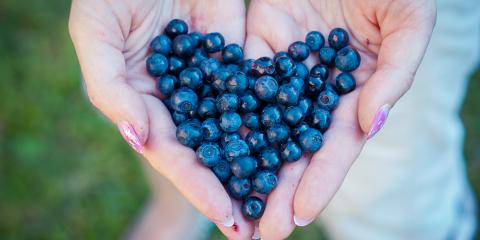 3 Health Benefits of Blueberries, Byron, Wisconsin