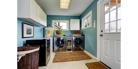 4 Tips for Designing a Spacious Custom Laundry Room, Chesterfield, Missouri