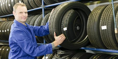 Saint Cloud Auto Repair Experts Help You Determine When to Replace Your Tires, St. Cloud, Minnesota