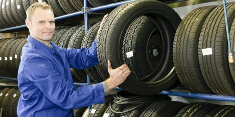 What Do the Letters & Numbers on Your Tires Mean?, Cookeville, Tennessee