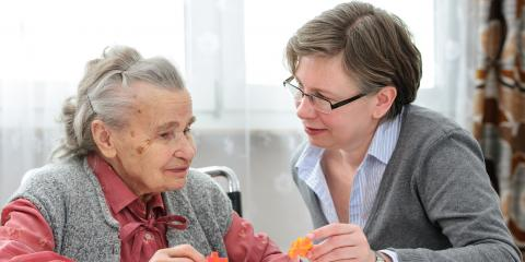 How Speech Therapy Helps During Long-Term Geriatric Care, New City, New York
