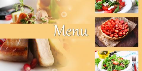 4 Design Tips for Restaurant Menu Printing, Queens, New York