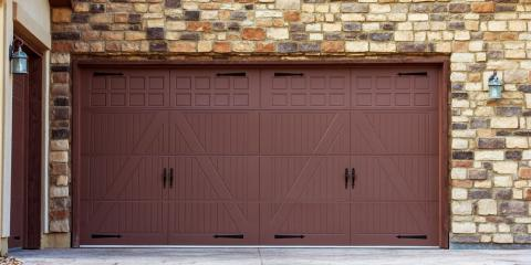 3 Quick & Easy Tips for Maintaining Your Garage Door, Rochester, New York