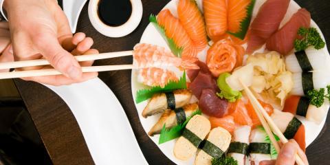 Do's & Don'ts of Sushi Etiquette, Honolulu, Hawaii