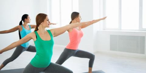 3 Health Benefits of Yoga Classes, Cincinnati, Ohio