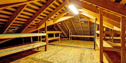 4 Common Mistakes Made During Attic Insulation, East Hartford, Connecticut