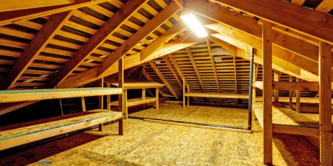 3 Steps to Take After Attic Water Damage, Houston, Texas