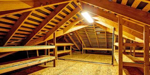 3 Types of Lighting for Your Attic, Anderson, Ohio