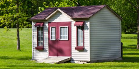3 Reasons You Need Storage Sheds for Your Property, Hinesville, Georgia
