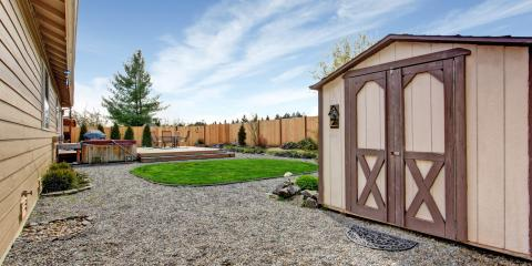 3 Reasons You Need a Shed, Archdale, North Carolina