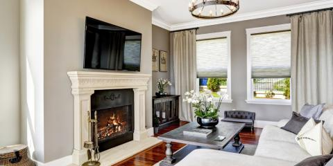 Should You Mount a TV Over a Custom Fireplace? Review the Pros & Cons, Creve Coeur, Missouri