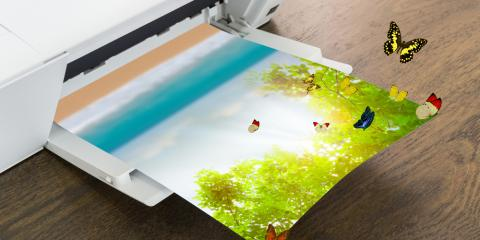 Is Color Printing Right For Your Project?, New London, Connecticut