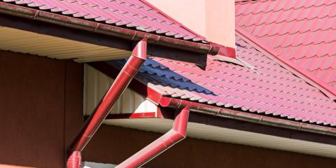 Roofing Experts Explain How Proper Gutter Installation Prevents Foundation Damage, Pomfret, New York