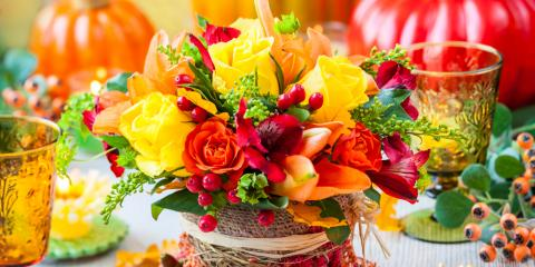 3 Flower Varieties That Are Perfect for Thanksgiving Flower Arrangements, Branford Center, Connecticut