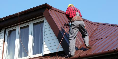 FAQ About Roof Replacements, Onalaska, Wisconsin