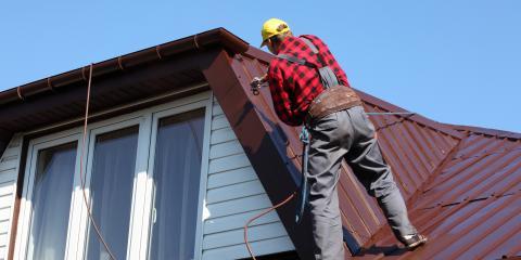 Understanding the Differences Between Asphalt Shingles & Metal Roofs, ,