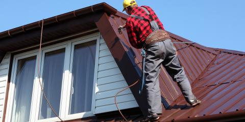 3 Ways Metal Roofs Can Benefit Your Home, Port Orchard, Washington