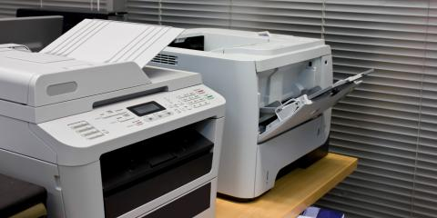 4 Questions to Ask Before Buying a New Color Printer, Jessup, Maryland