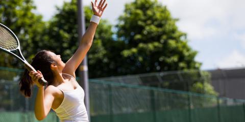 5 Reasons to Play Tennis , Beavercreek, Ohio