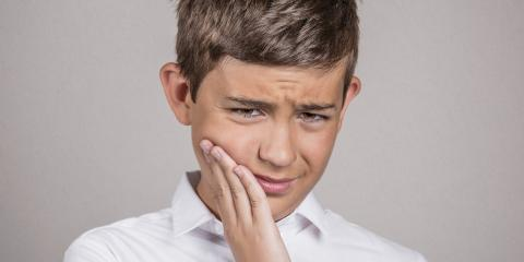 4 Common Causes of Toothaches in Kids, Anchorage, Alaska