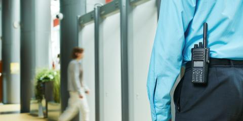 Experts Discuss the Differences Between Uniformed & Plain-Clothed Security Guards, Dubuque, Iowa