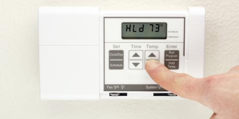 3 Thermostat Options to Increase Energy Efficiency in Your Home, Middletown, Ohio